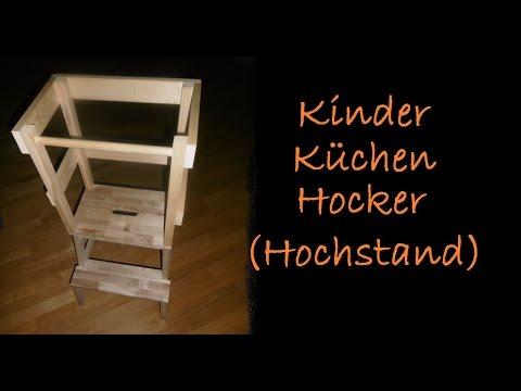DMz Kinder- Küchen- Hocker bauen (DIY für kleine Weltentdecker)