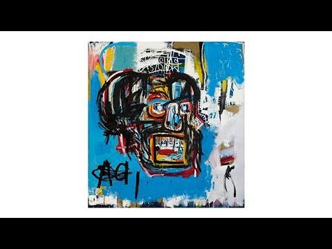 Basquiat Painting Sells for Record $110.5 Million