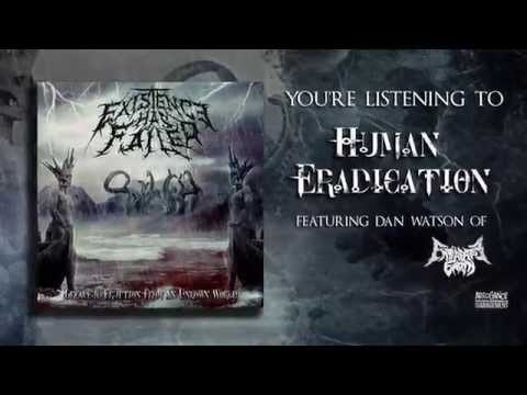 Existence Has Failed- Dreadful Eruption (Full EP Stream)
