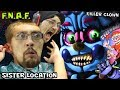 FGTEEV JUMP SCARE in FIVE NIGHTS AT FREDDY'S 5 SISTER LOCATION (FGTEEV Gameplay)