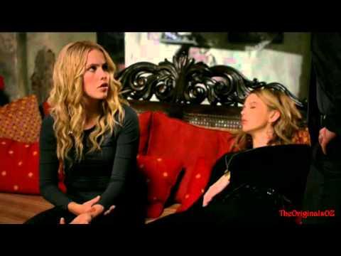The Originals 3x09 Savior Freya Poisoned & Plans To Save Rebekah