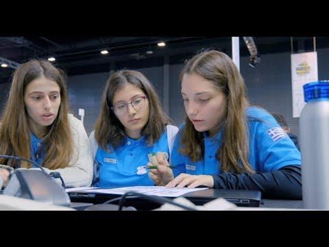 Video - Εκπαιδευτική Ρομποτική: Διεθνείς διακρίσεις για τους Ελληνες μαθητές