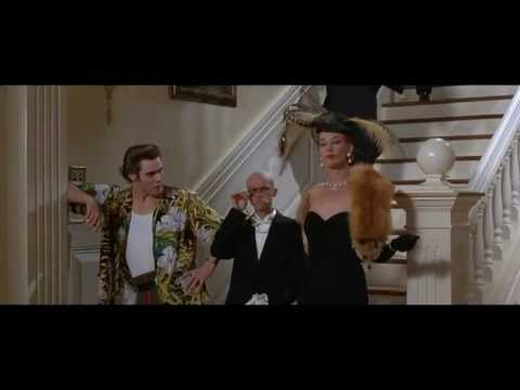 Ace Ventura: When Nature Calls: And you must be the monopoly guy.