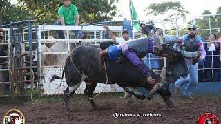 Um dos maiores centro de treinamento de montarias em touros, esta localizado na cidade de Pratânia-SP, nas propriedades do Sr Elzio Rodrigues Duarte esta a Cia de Rodeio Turquinho e nesse video daremos continuidade a rotina de treinos dos melhores touros e melhores peões do Brasil.