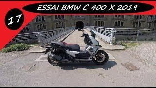 9. Essai  BMW C 400 X 2019