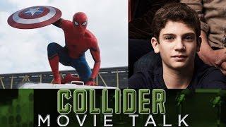 Collider Movie Talk - Spider-Man Homecoming Cast Peter Parker's Best Friend? by Collider