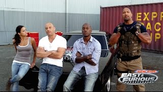 Nonton Making of Fast & Furious Ride - New Film Subtitle Indonesia Streaming Movie Download