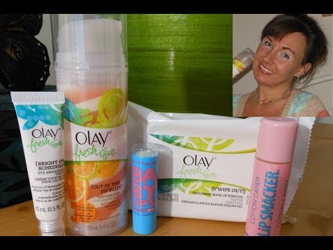 Olay Fresh Effects Product Review + GIVEAWAY (closed)