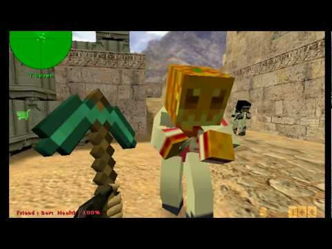 Skins de personajes | Counter strike 1.6 | Minecraft KbJ
