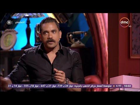 """أمير كرارة: أحمد السقا تعب معي جدا في """"هروب اضطراري"""""""