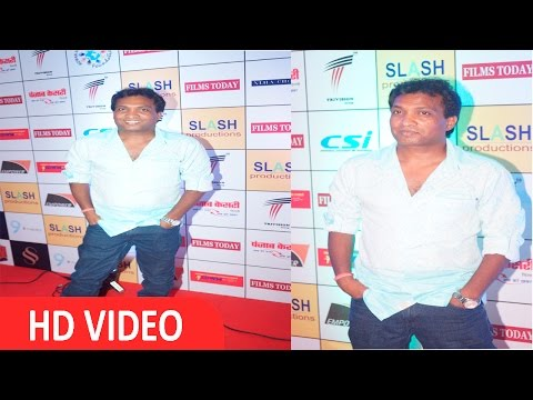 Stand Up Comedian Sunil Pal At 1st Films Today Awards
