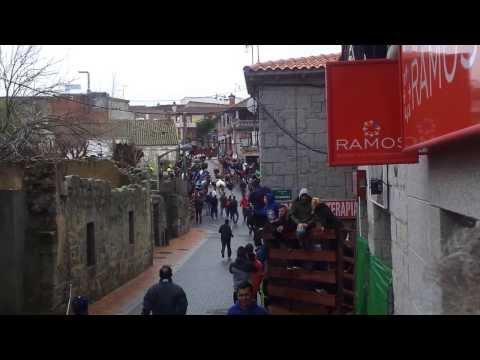 Encierro valdemorillo 8-2-2014