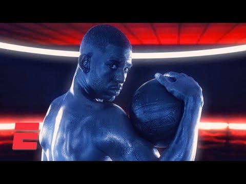 Video: Chris Paul in the Body Issue: Behind the scenes | Body Issue 2019