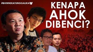 Video Kenapa AHOK Dibenci? #BhinnekaTunggalIka MP3, 3GP, MP4, WEBM, AVI, FLV Februari 2019