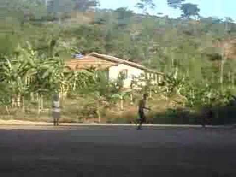 Pelada em Lamarão