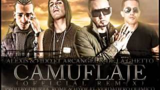 Alexis Y Fido Ft. Arcangel Y De La Ghetto - Camuflaje (Official Remix)★Original 2011★.flv