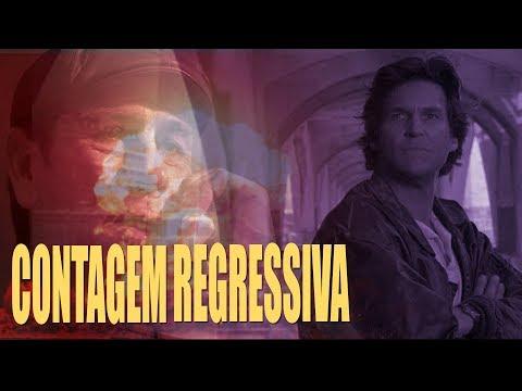 Contagem Regressiva   Duas Dublagens (Televisão/ DVD e TV Paga)