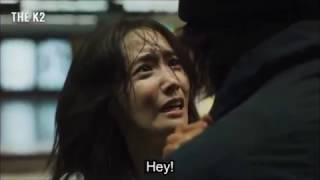 EXO's Sehun and Suho Teasing Yoona of her drama The K2 Scene