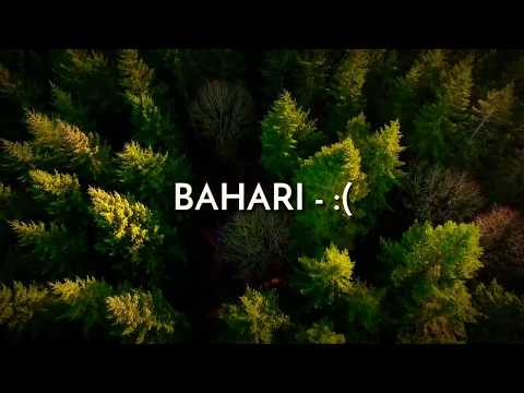 Bahari - :(  [Love is not enough -Lyric video]