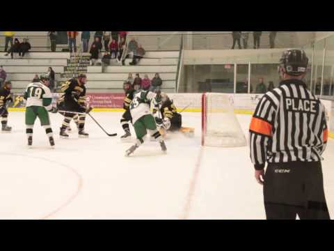Plymouth Men's Hockey vs Wentworth