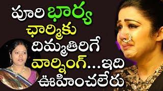 Puri wife warning to Charmy
