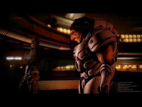 Mass Effect 2 Grunt Reveal Trailer Video