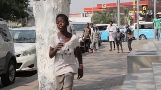 A vida de um menino de rua nunca foi fácil