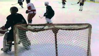 Perkins group last skate of the year at falmouth ice arena. Recorded with md80 mini-cam from behind the glass. 4/7/11.