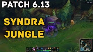 Highlight from yesterdays stream, testing out Syndra jungle!Links:Twitter: https://twitter.com/C00LStoryJoeStream: http://www.twitch.tv/c00lstoryjoeFacebook: https://www.facebook.com/c00lstoryjoe