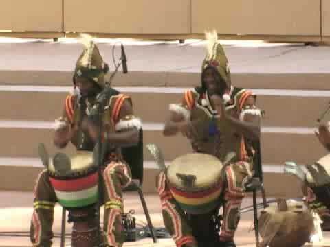 DAFRA West African Drum and Dance Ensemble