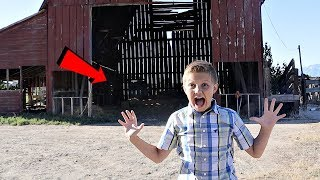 Video Exploring Secret Abandoned Barn! (Watch Out) MP3, 3GP, MP4, WEBM, AVI, FLV Juli 2018