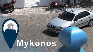 Mykonos | Tips from a Taxi driver