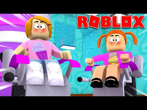 Roblox Spa Day With Molly And Daisy!