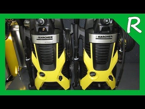 Мини-мойки Karcher K 7, K 7 Premium чем отличаются от K 7.650 и K 7.700 [Обзор]