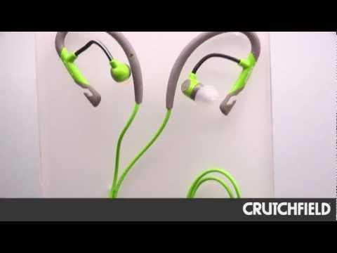 Klipsch A5i In-Ear Sport Headphones Overview   Crutchfield Video