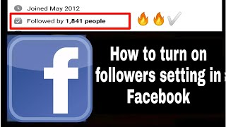 Nonton How To Turn On Followers On Facebook Film Subtitle Indonesia Streaming Movie Download