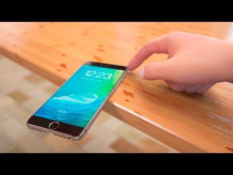 iPhone7最新的概念設計搭載了「降落傘系統」的超妙設計,從此以後再也不用擔心摔機了!