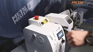 Настольный токарный станок Metal Master MML 210X400 V