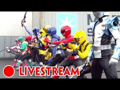 11 Siêu Nhân Đại Chiến 1000000 Quái Vật [TẬP ĐẶC BIỆT] - Livestream 24/7 - Thời lượng: 79:34:20.