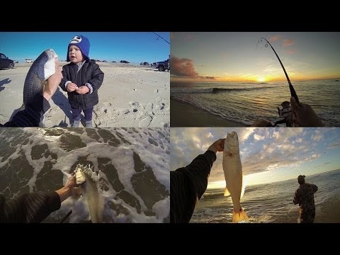 Puppy Drum Fishing – OBX, NC