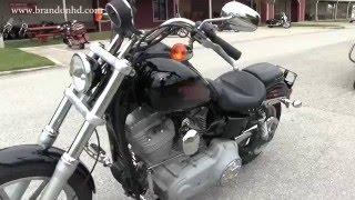 4. Used 2008 Harley Davidson FXD Dyna Superglide
