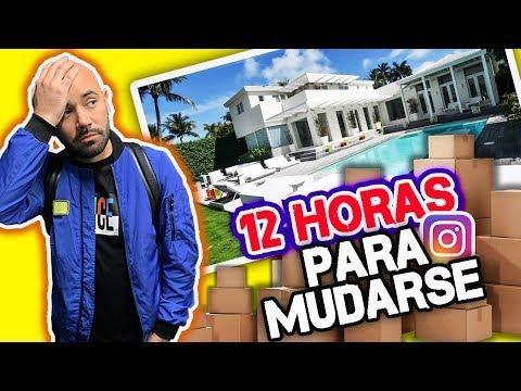 12 Horas PARA MUDARSE - LOS RULES - JORGE ANZALDO - DIEGO CARDENAS