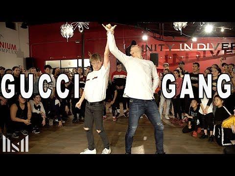 GUCCI GANG - Lil Pump Dance | Matt Steffanina X Josh Killacky