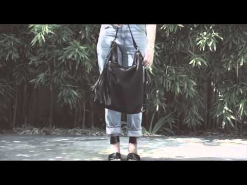 MANDARINA DUCK Slide Bag SS2014 New collection