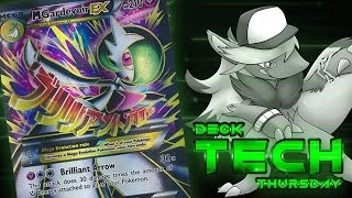 Pokémon Cards - Mega Gardevoir EX Deck Profile NO AROMATISSE! | Deck Tech Thursday #14 by The Pokémon Evolutionaries