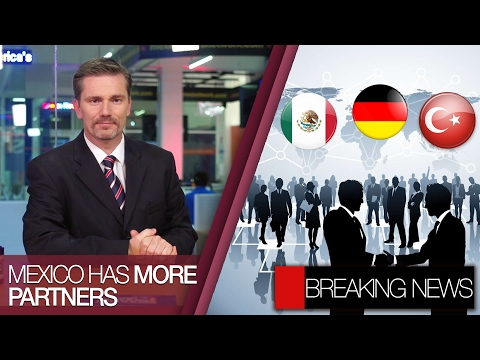 Boycott benefit or harm? | German & Mexico together | Mexico and Turkey are new partners