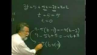Lecture 23: Math 020 Pre Algebra