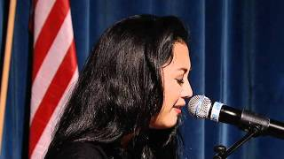 Video Performing 'Unlock your power' | Sherina Munaf | One Young World MP3, 3GP, MP4, WEBM, AVI, FLV November 2018