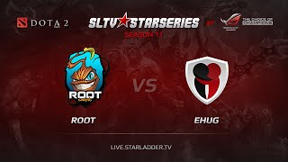 ROOT vs eHug, game 1
