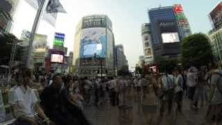Shibuya Timelapse Recording New Version - 渋谷タイムラプス録画